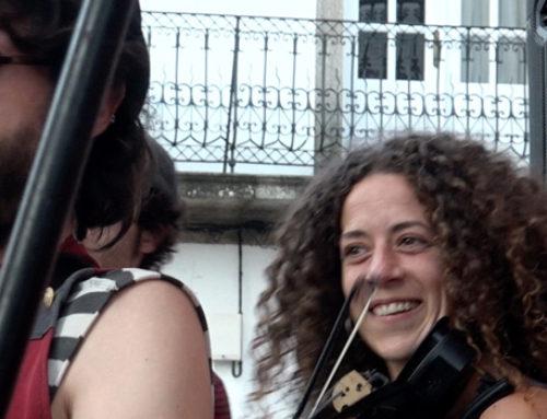Chotokoeu – Streetmusic – Ortigueira